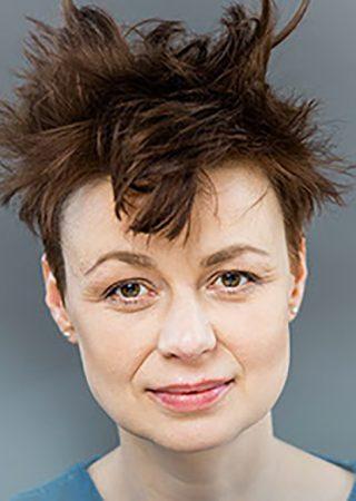 Sesja wizerunkowa aktorki Małgorzaty Szczerbowskiej